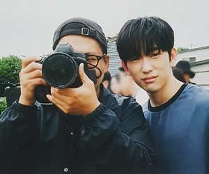 jinyoung, theday, and verse2 image