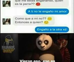 facebook, gracioso, and kung fu panda image