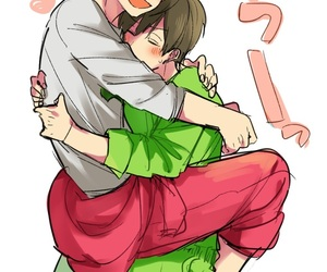 osomatsu san and osochoro image