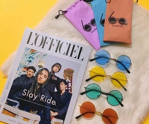 accessories, aesthetic, and sun glasses image