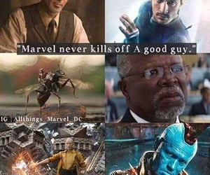 anthony, Avengers, and civil war image