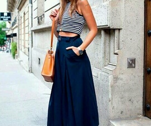 outfit, summer, and streetstyle image