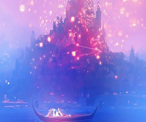 disney, wallpaper, and tangled image