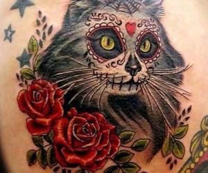 art, tatto, and tatuagem image