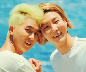 Island, winner, and mino image