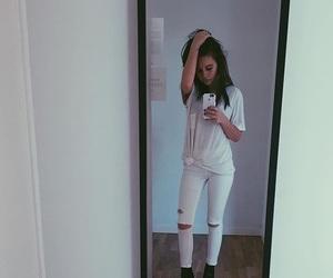 bea miller, white, and singer image