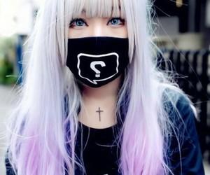 kawaii, hair, and grunge image