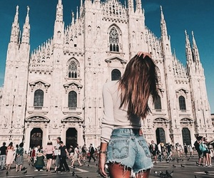beauty, italy, and style image