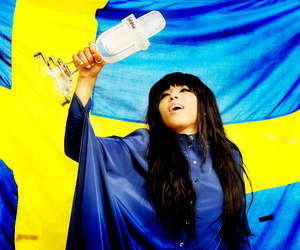 eurovision, loreen, and sweden image