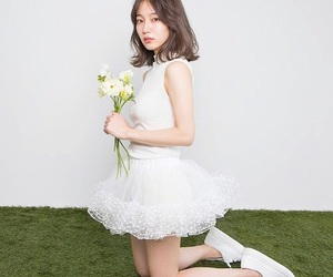 ar, flower, and white image