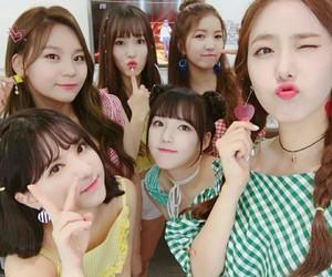 girl, group, and comeback image