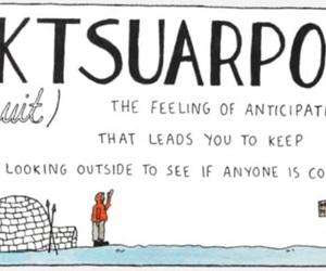 eskimo, language, and words image