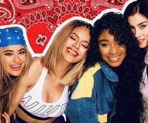 lauren, dinah, and fifth harmony image