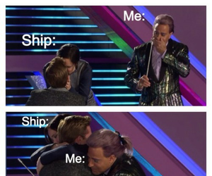 ship, fandom, and funny image