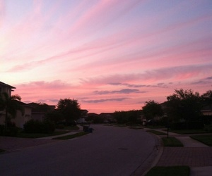 pink and sky image