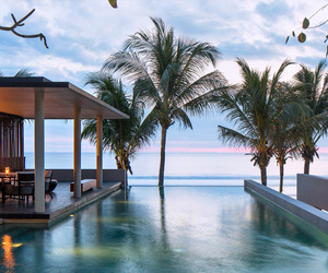bali, pacific, and paradise image