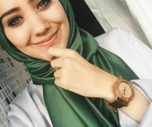 eyes, muslim, and cute image