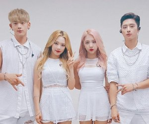 kard, kpop, and bm image