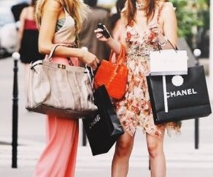 gossip girl, chanel, and leighton meester image