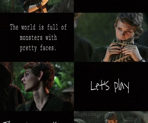 fairy tales, lost boys, and neverland image
