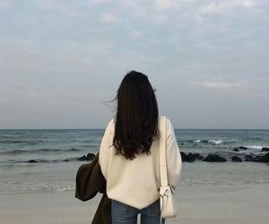 sea, aesthetic, and fashion image