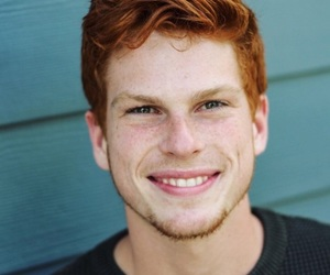 beautiful, freckles, and guys image