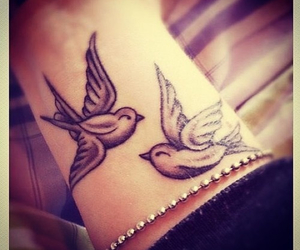tattoo and bird image