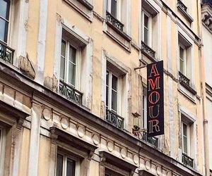 amour and paris image