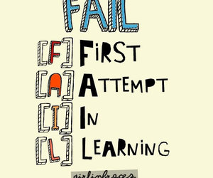 fail, quote, and funny image
