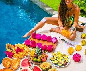 boho, color, and fitness image