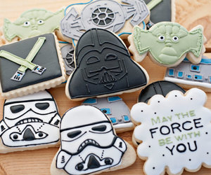 classic, Cookies, and darth vader image