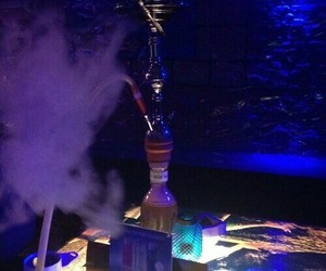 shisha and smoke image