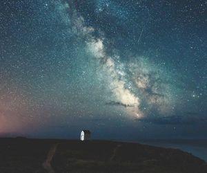 estrellas, starlight, and cielo estrellado image