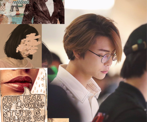 aesthetic, background, and johnny image