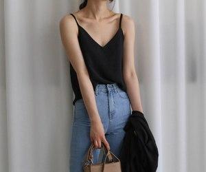 fashion, clothing, and korea image