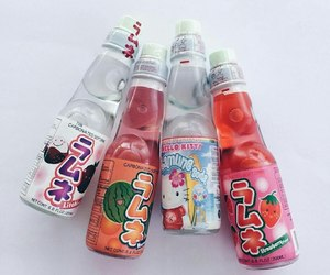 drink, ramune, and cute image