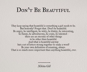 quotes, beautiful, and words image