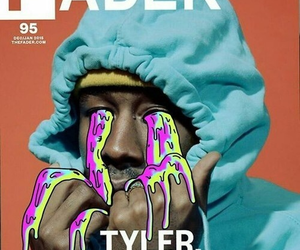 tyler the creator, theme, and fader image
