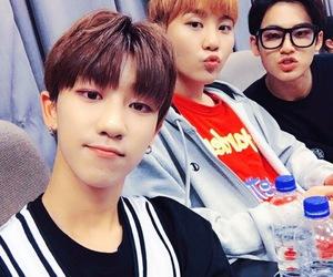 Seventeen, mingyu, and seungkwan image