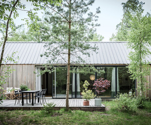 architecture, interior, and summerhouse image