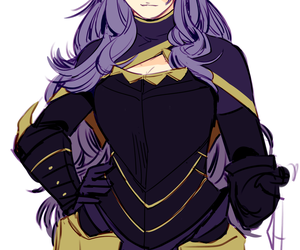camilla, fire emblem, and charlotte image