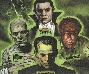 Dracula, horror, and the mummy image