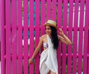 rosa, smile, and sombrero image