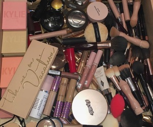 makeup and makeup collection image