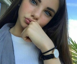 beautiful girl, goals, and beauty image