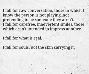 conversation, deep, and introverted image