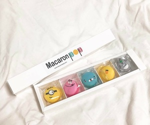 asian, food, and macaroons image