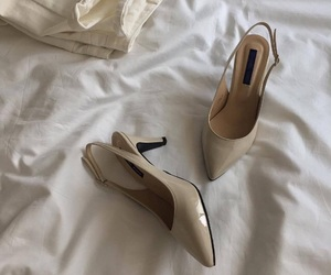 heels, classic, and high heels image