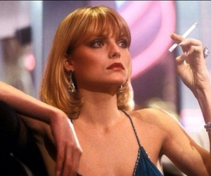 80s, scarface, and michelle pfeiffer image