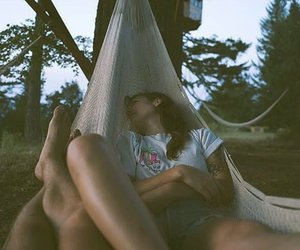 couple, cuddle, and nature image
